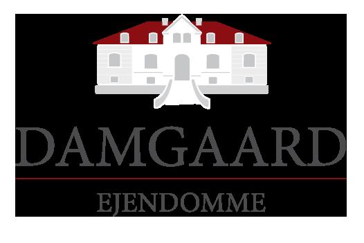 Damgaard Ejendomme Logo